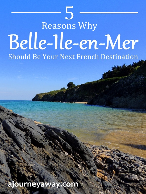 Pictures that will make you want to visit Belle-Ile