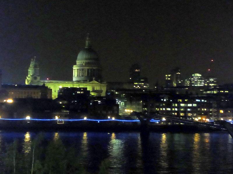 Vue du Tate Modern