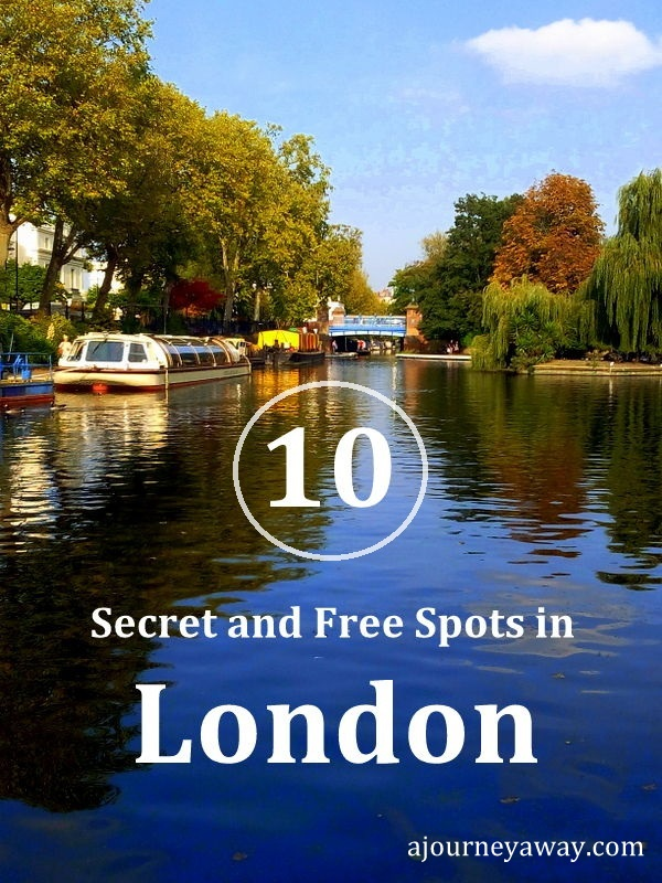 Discover London in 10 secrets