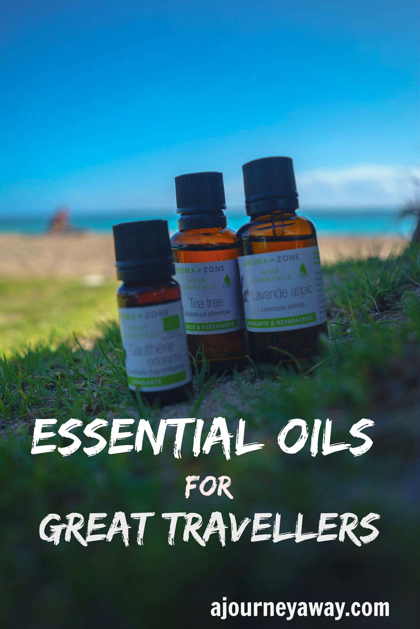 Essential Oils for Great travellers