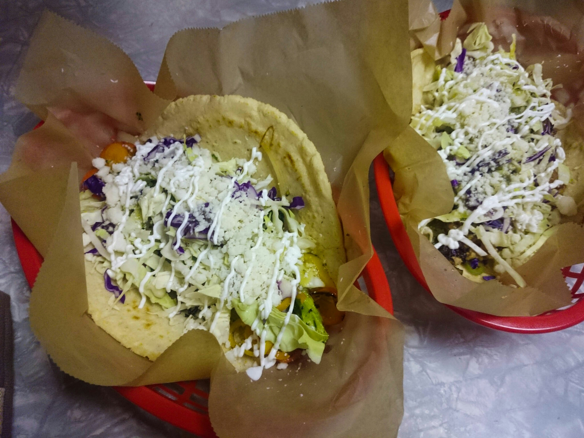 Affordable and really tasty tacos at Tiki Tacos - Kapaa, Kauai