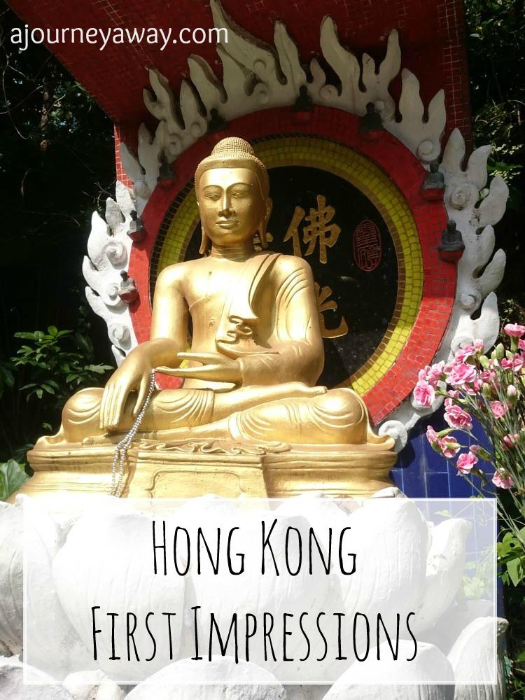 Hong Kong: First Impressions