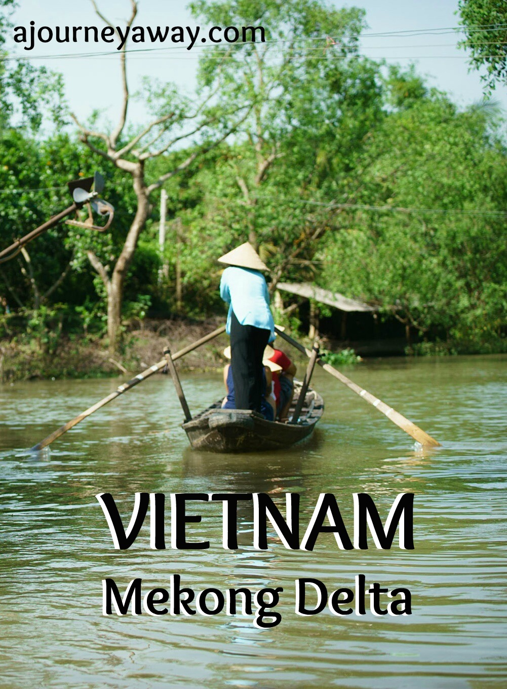 A trip to An Binh island, on the Mekong delta