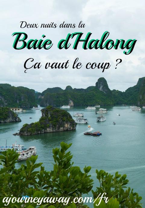 Deux nuits dans la baie d'Halong, ça vaut le coup ?