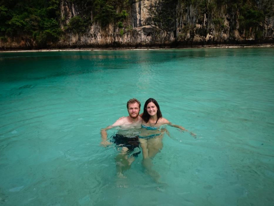 Pileh Lagoon, Koh Phi Phi