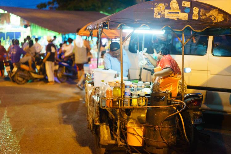 Street food in Phuket