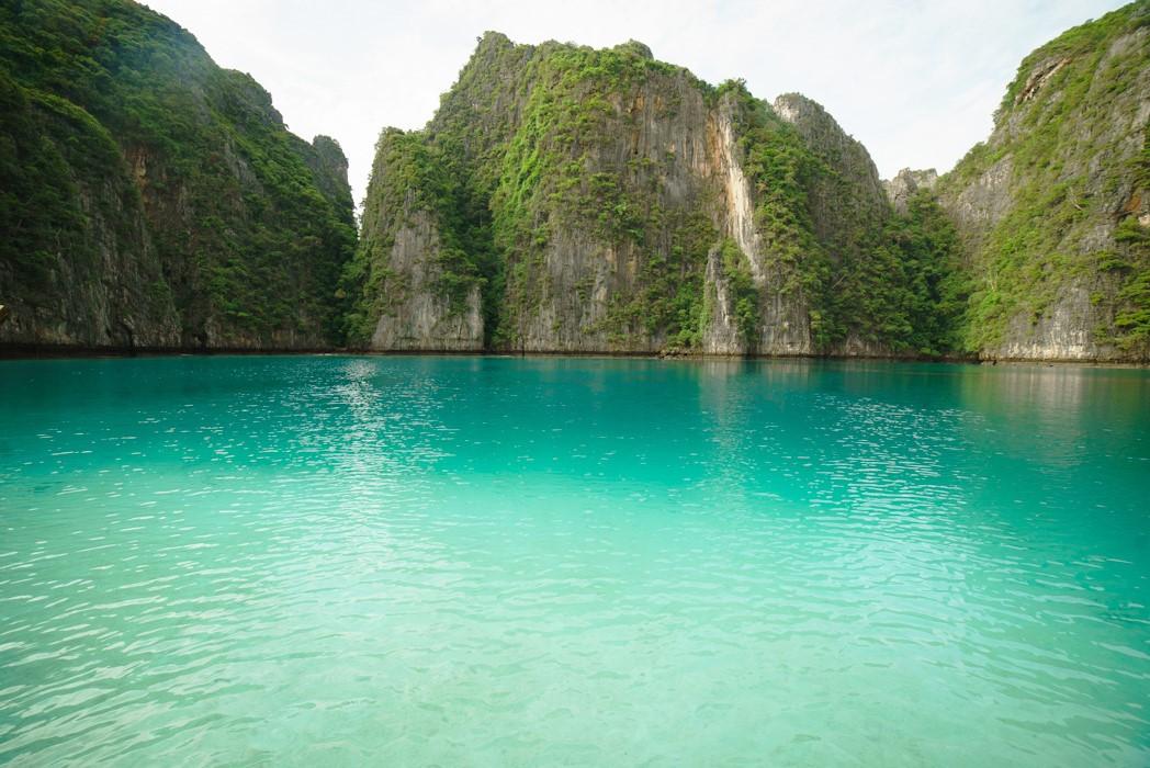 Pileh Lagoon, Koh Phi Phi Leh