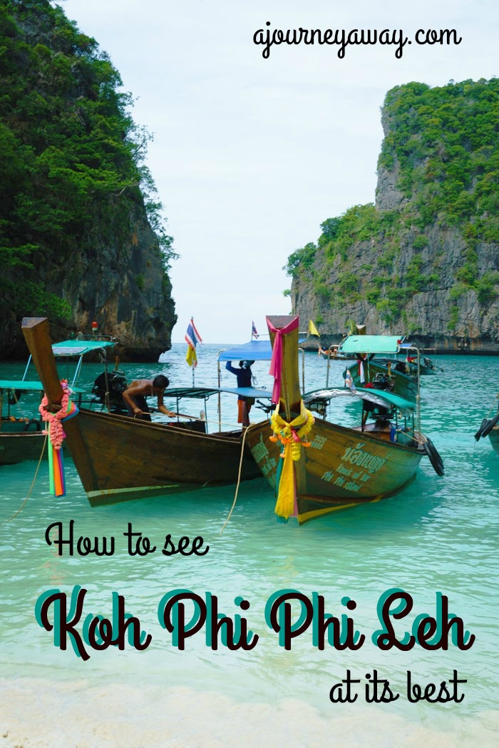Koh Phi Phi Leh, Thailand: see the island at its best