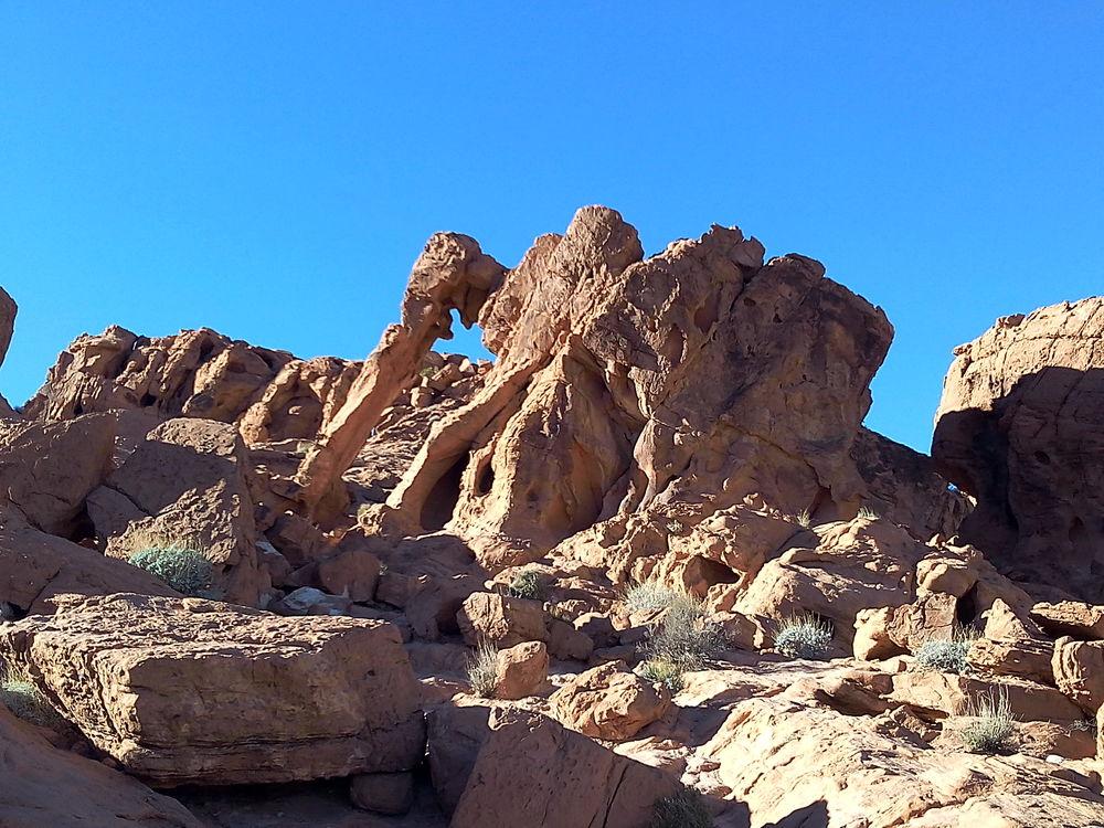 Elephant rock, Valley of Fire