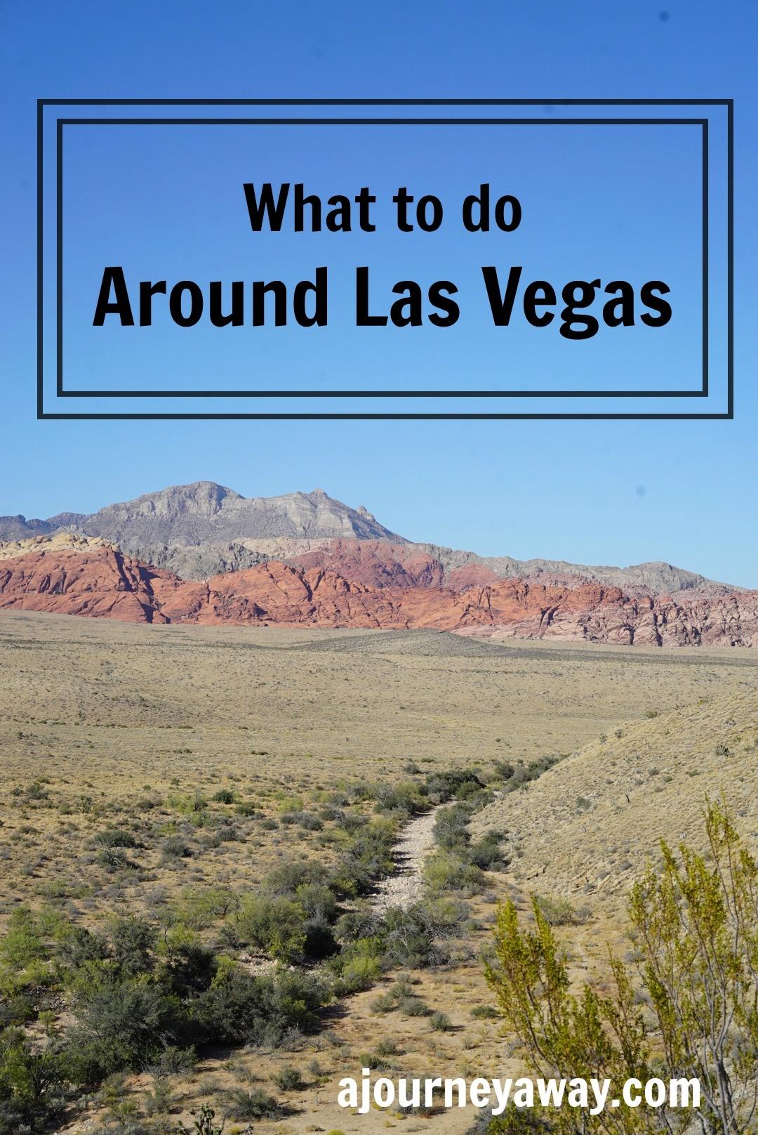 What to do around Las Vegas
