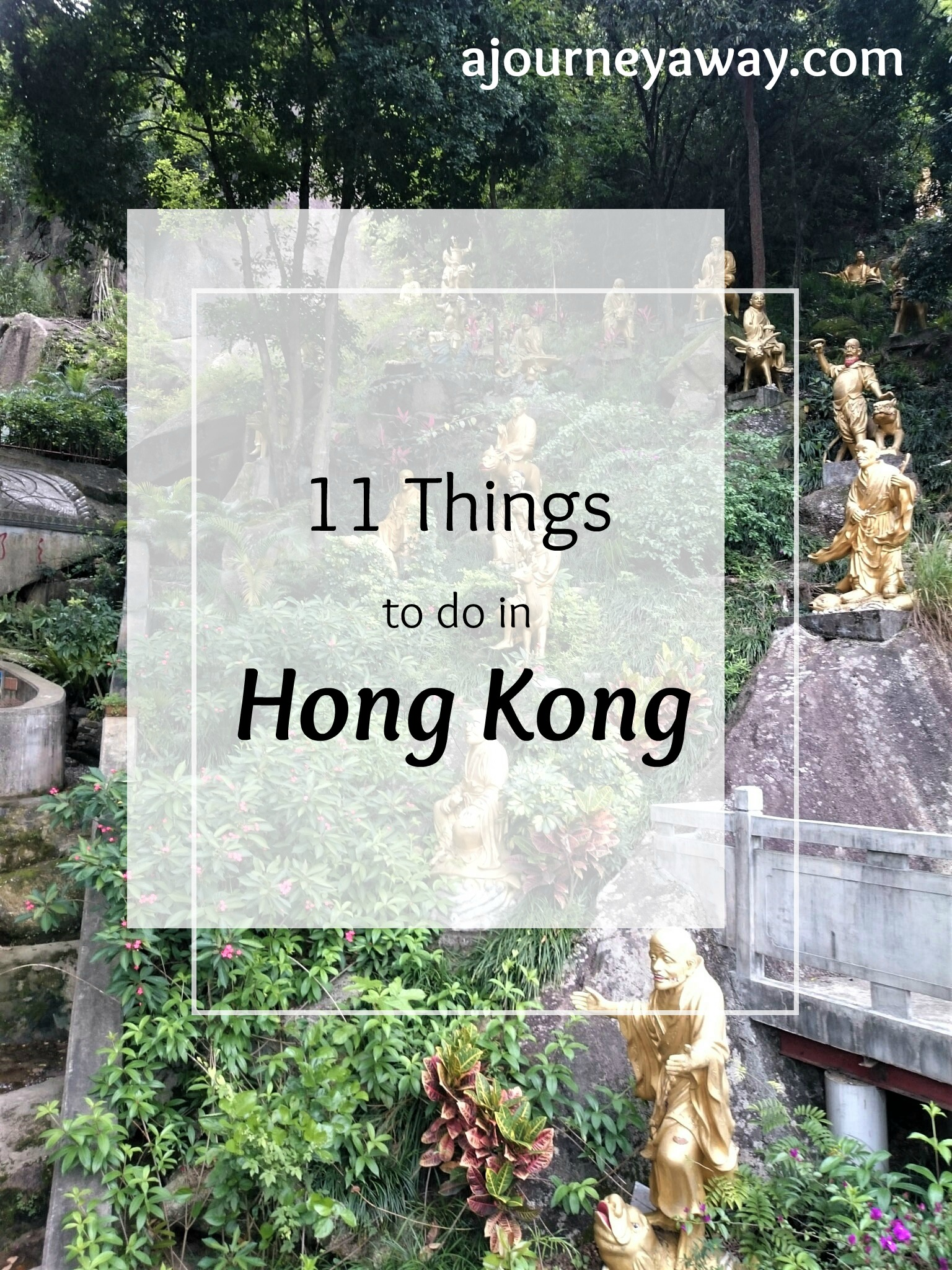 11 things to do in Hong Kong