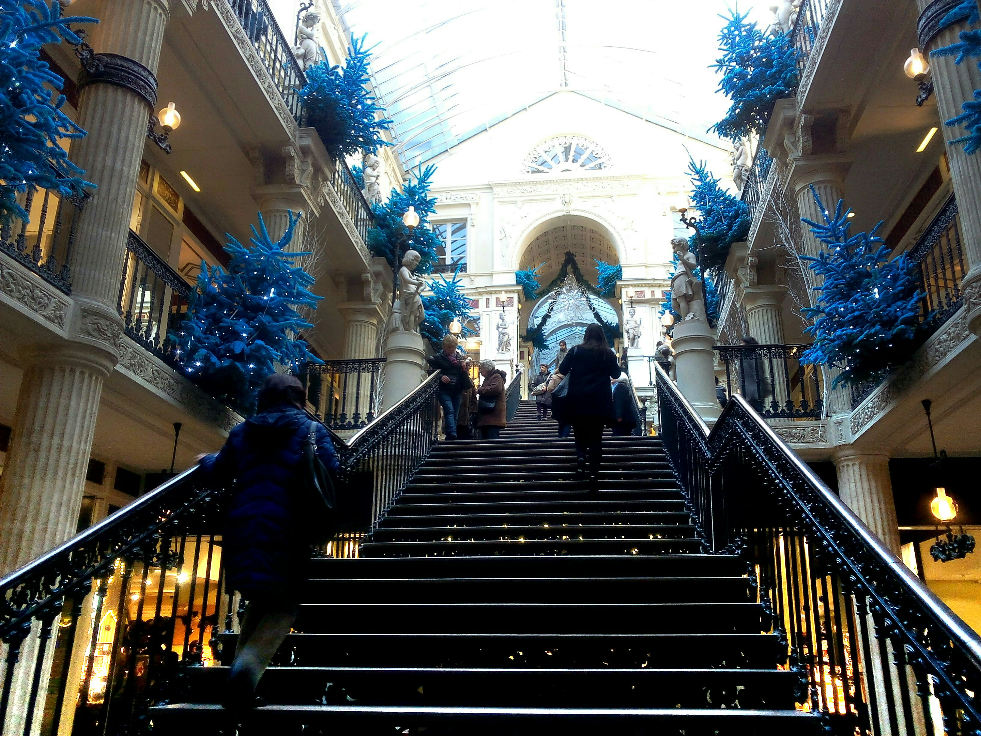 Christmas in Nantes - Passage Pommeraye