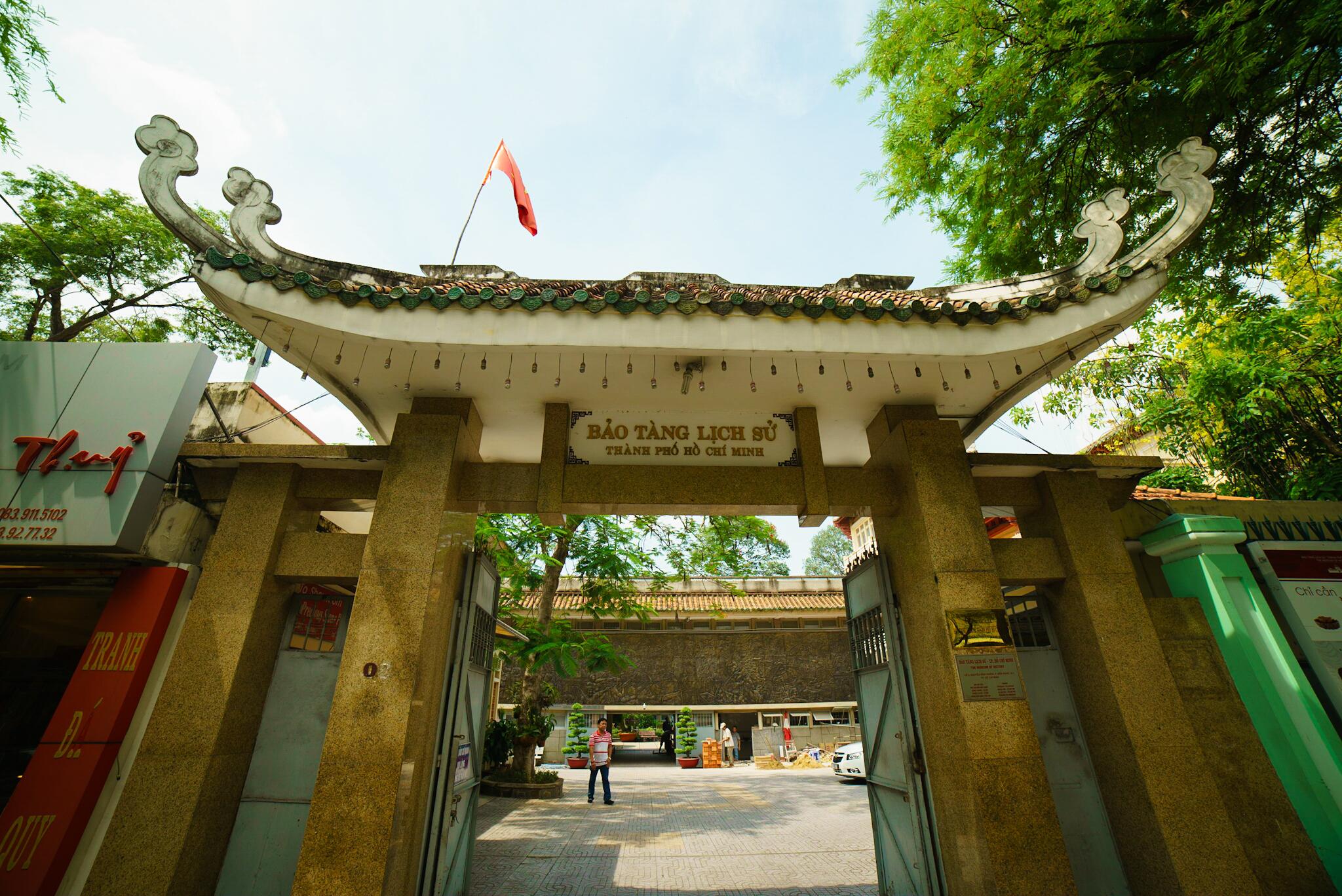 Vietnamese history museum