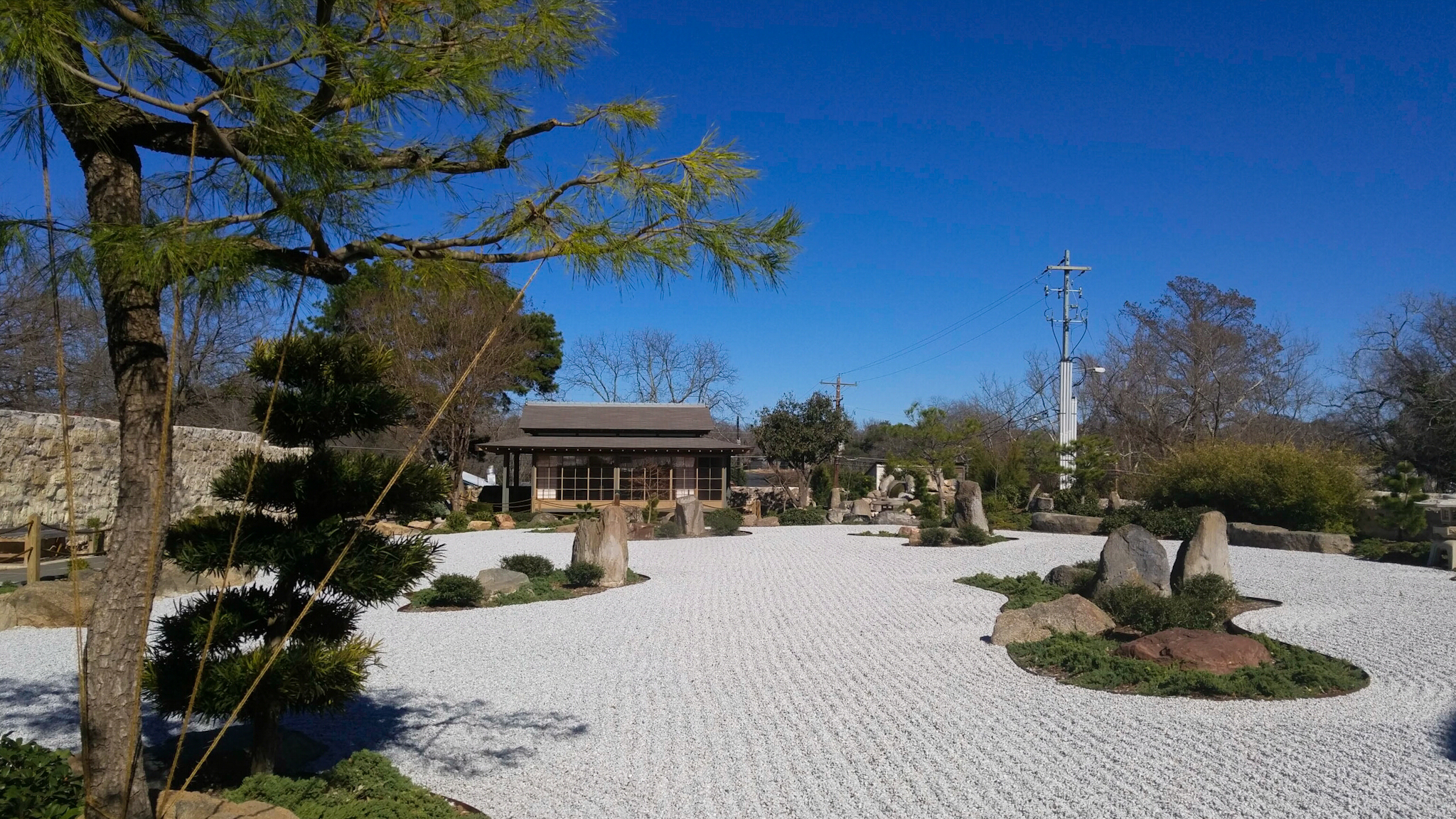 Japanese Garden of Peace, Fredericksburg