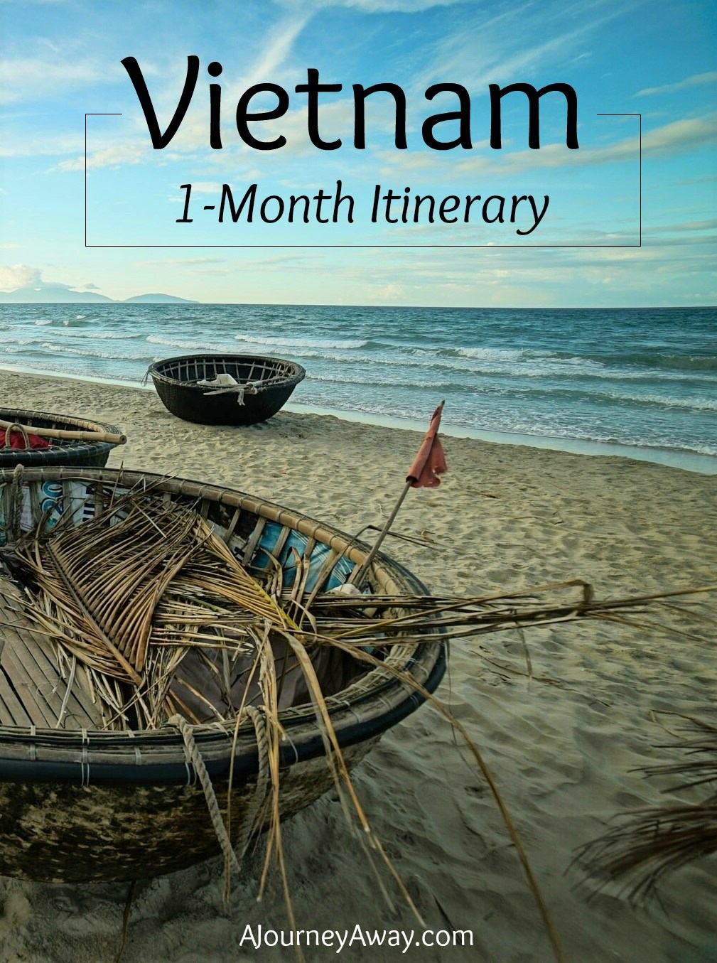 The best of Vietnam: 1-Month Itinerary