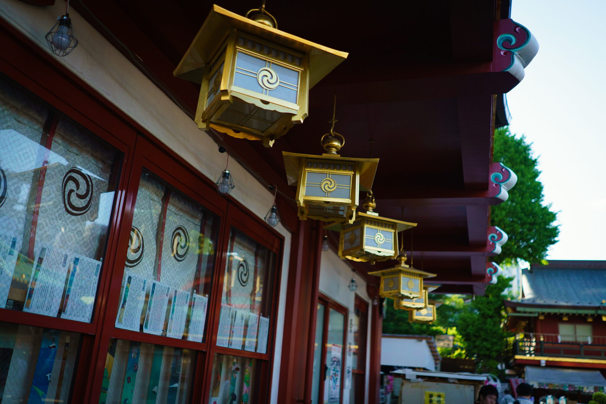 Sanctuaire de Kanda Myojin, Tokyo