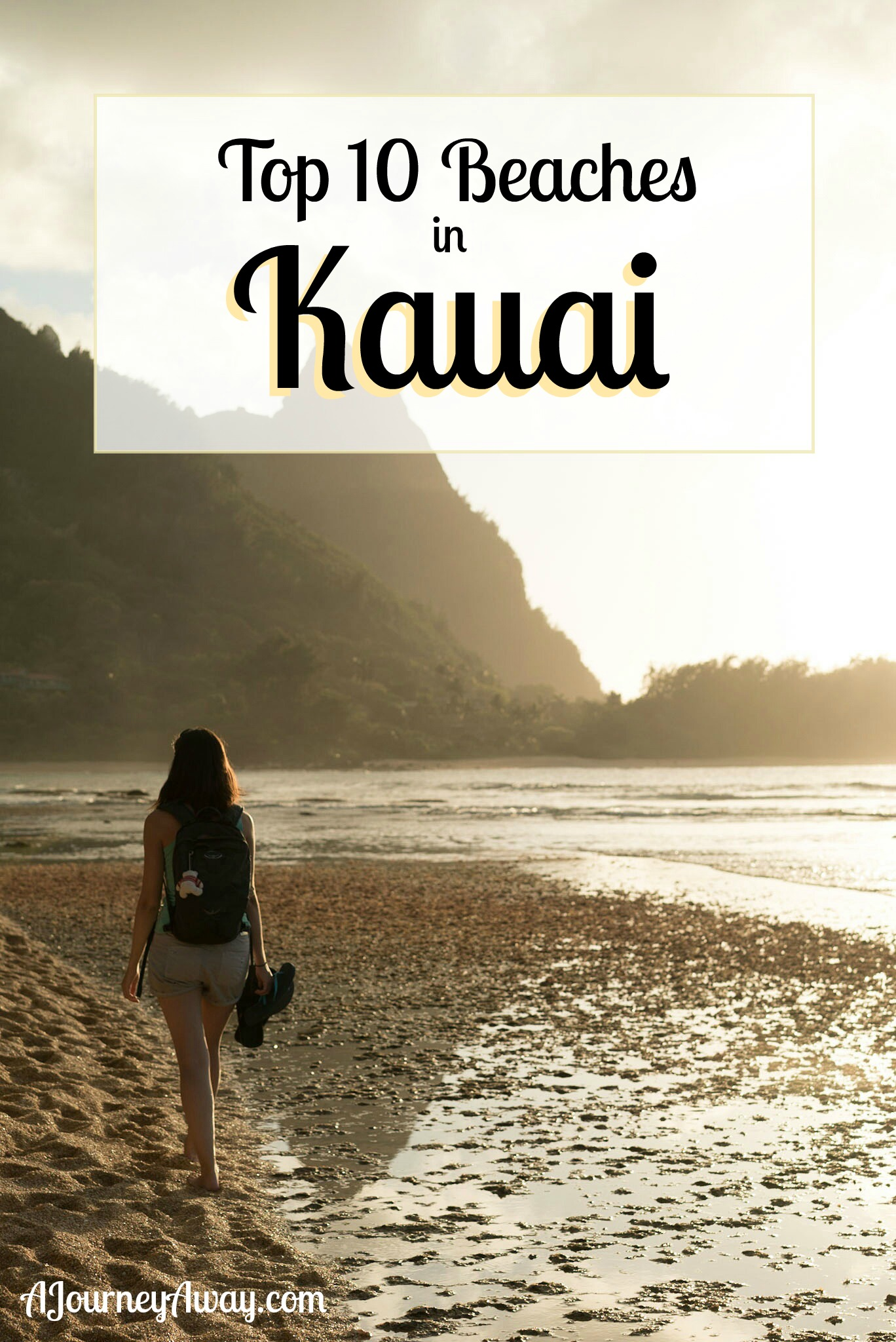 Best beaches in Kauai, Hawaii - A Journey Away travel blog