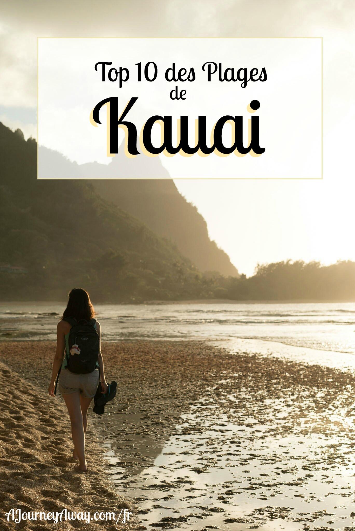 Les plus belles plages de Kauai, Hawaï - Blog voyage A Journey Away