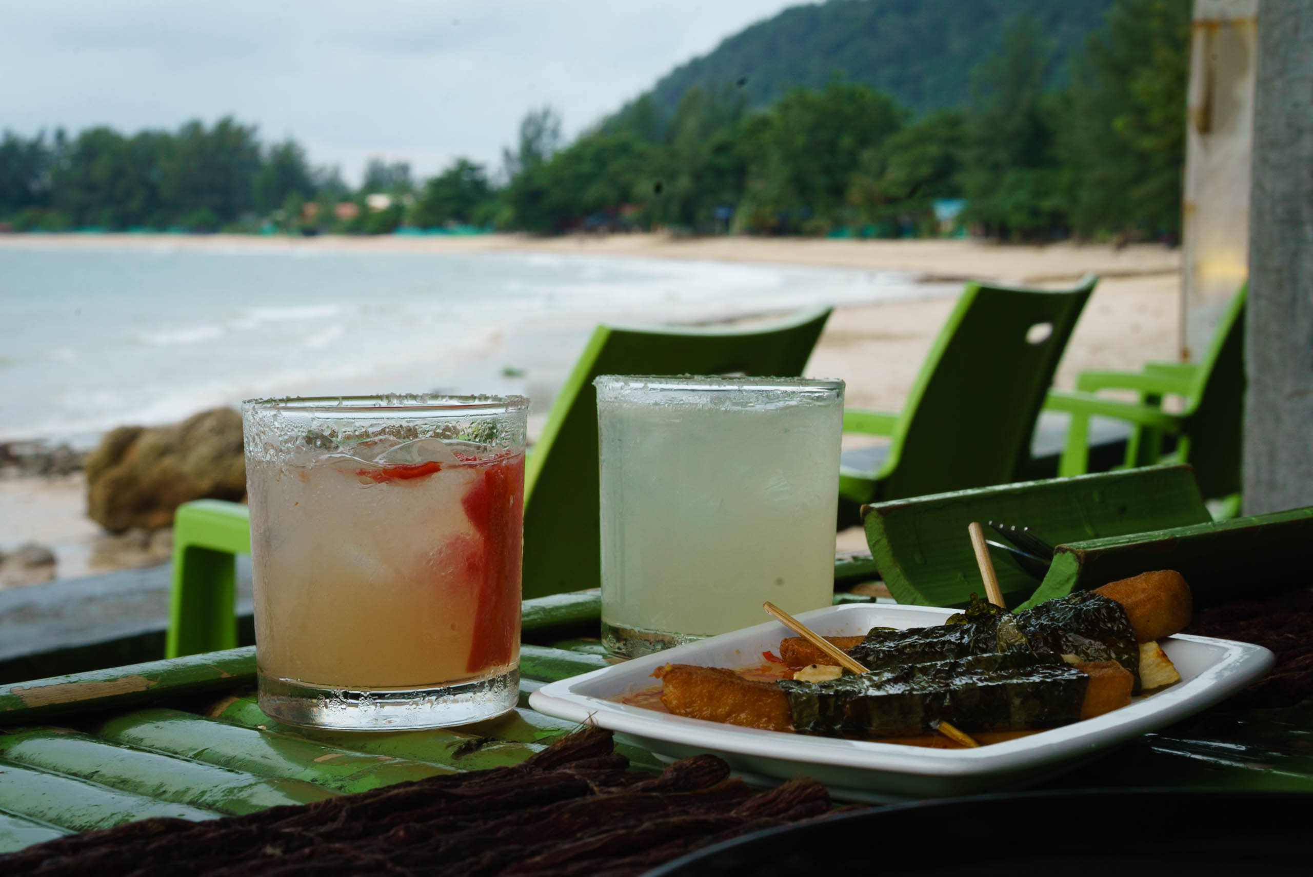 Time for Lime in Koh Lanta, Thailand